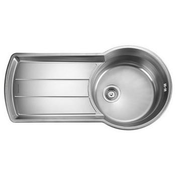 Rangemaster Keyhole Stainless Steel Sinks
