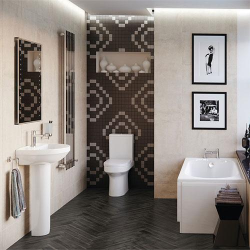 Bathrooms To Love Laurus Range