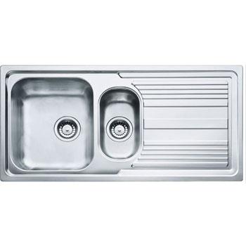 Carron Phoenix Logica Stainless Steel Kitchen Sinks