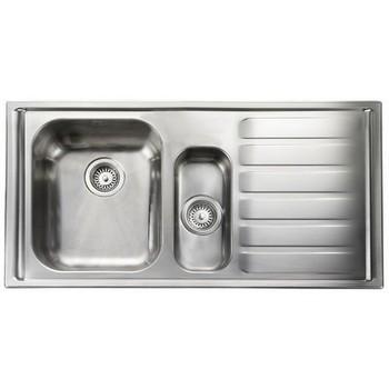 Rangemaster Manhattan Stainless Steel Sinks