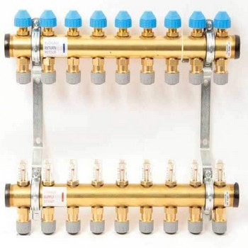 Underfloor Heating Manifolds & Accessories