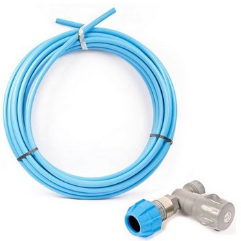 Polypipe MDPE Mains Water Pipe and Fittings