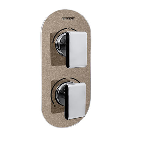 Bristan Metallix Pivot Showers