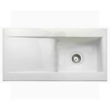 Rangemaster Nevada Ceramic Sinks