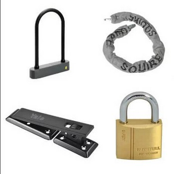 Padlocks, Door Locks & Security