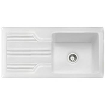 Rangemaster Portland Ceramic Sinks