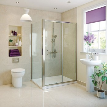Bathrooms To Love Reflexion Basix Shower Enclosures