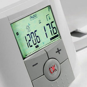 Underfloor Heating Room Temperature Controls