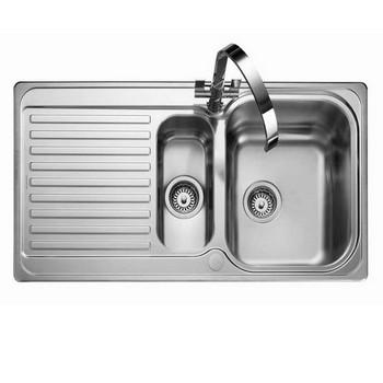 Rangemaster Sedona  Stainless Steel Kitchen Sinks
