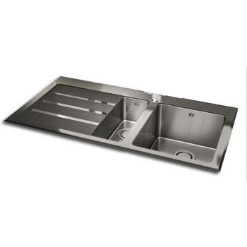 Carron Phoenix Silhouette Stainless Steel Sinks