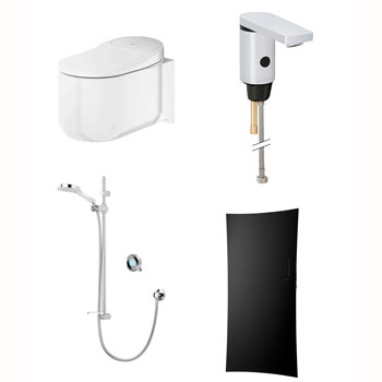 Smart Bathroom Sets