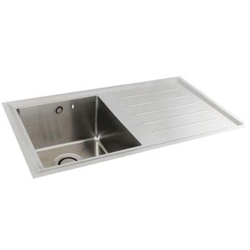 Carron Phoenix Stainless Steel Kitchen Sinks