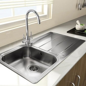 Rangemaster Stainless Steel Kitchen Sinks