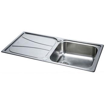Carron Phoenix Zeta Stainless Steel Kitchen Sinks