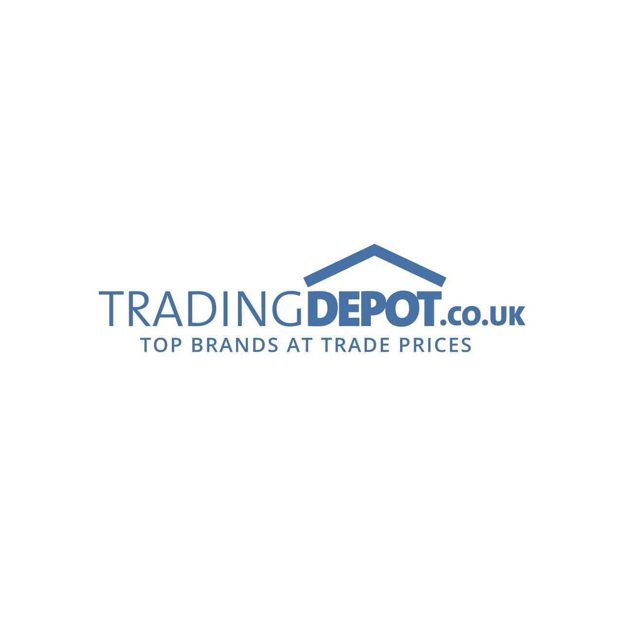 Tavistock Courier 600mm Slimline Worktop - Gloss White CR60LWW