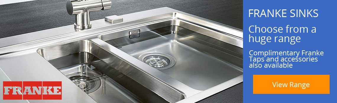 Franke Kitchen Sinks and Accessories