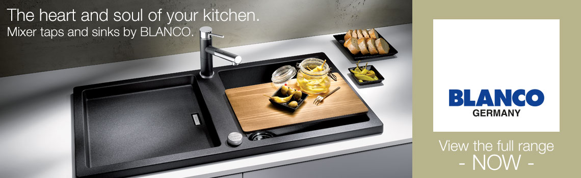 Blanco Kitchen Sinks and Taps