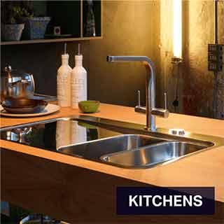 Bathrooms Kitchens Plumbing Diy Garden Trading Depot