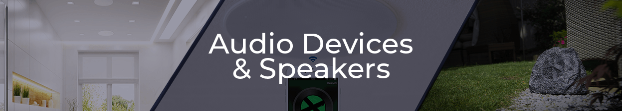 Audio Devices & Speakers