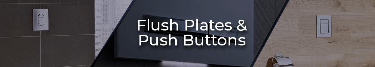 Flush Plates & Push Buttons