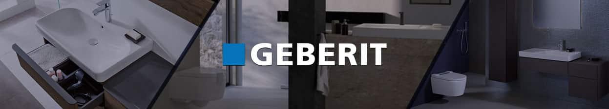 Geberit Brand Banner