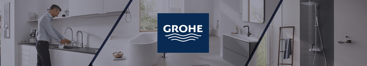 Grohe Brand Banner