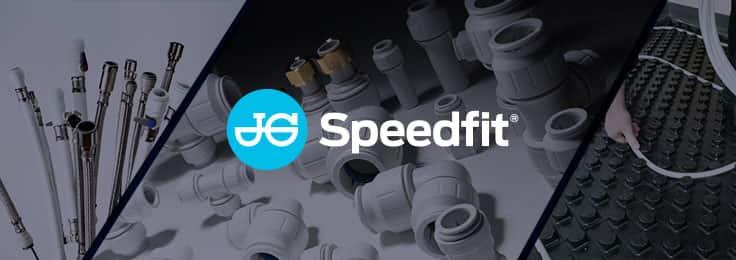 JG Speedfit Brand Banner