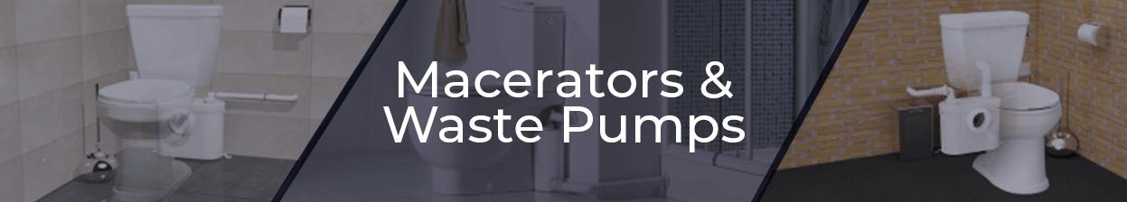 Macerators and Waste Pumps