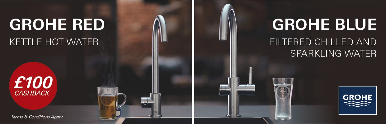 5ea96f6e981 Grohe Kitchen Taps - Grohe Taps - Grohe - Brands