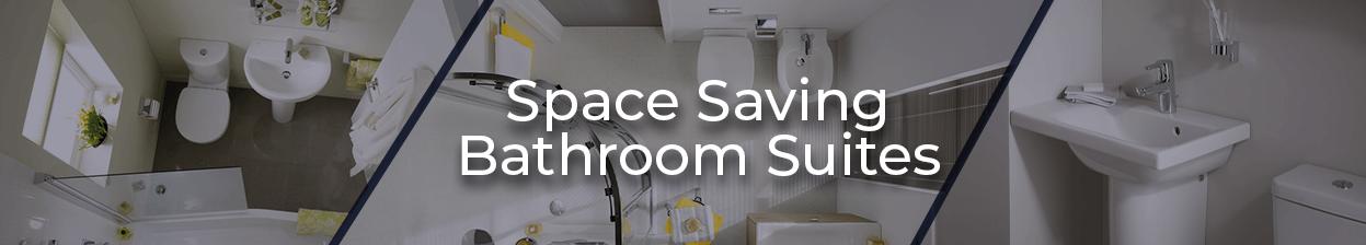 Space Saving Bathroom Suites