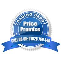 Trading Depot Price Promise Rosette
